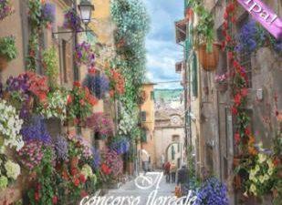 Balconi e davanzali fioriti, In/Canti e Banchi premia i più belli ...